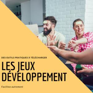 Les Jeux développement